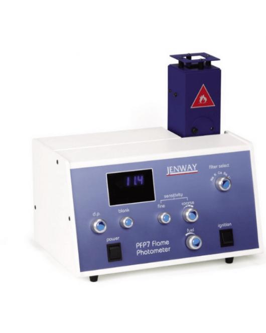 Endüstriyel Alev fotometresi (Jenway PFP7)