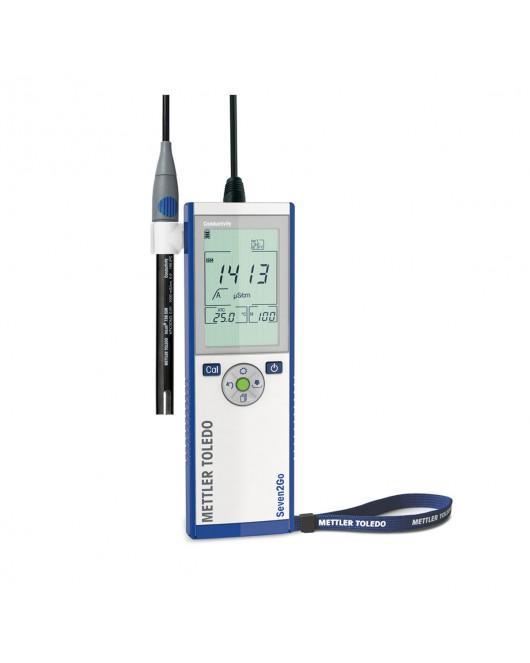 Mettler toledo Seven2Go pH Ölçer S2-Field-Kit